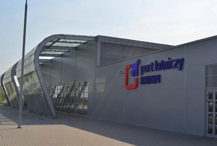 Terminal w Radomiu